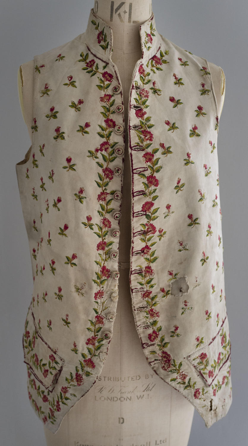18th Century Basque Man's Waistcoat