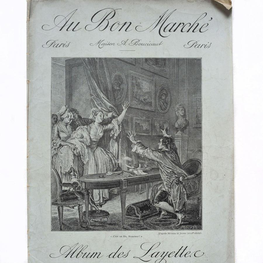 Au Bon Marche  Catalogue - Album des Layette